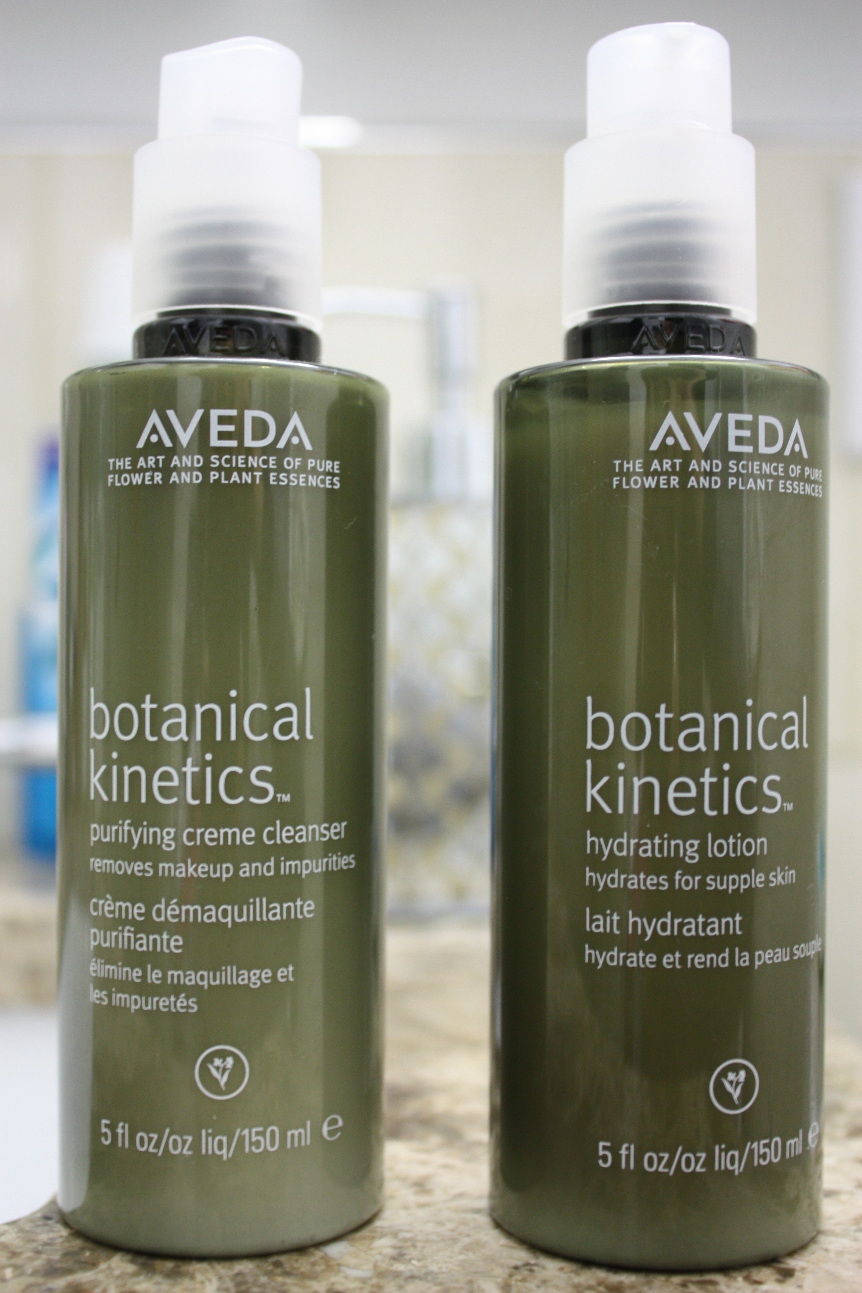 aveda purifying creme cleanser 16.9 oz Revitalizing Supreme Global Anti-Aging Creme 1oz