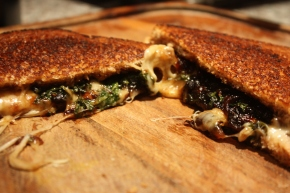 grown up grilledcheese