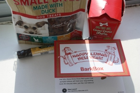 barkbox subscription