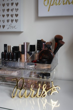perfect makeup storage- finally